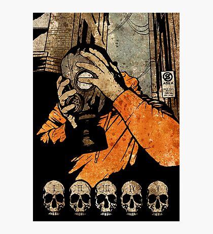 Leroy And The Five Dancing Skulls Of Doom Photographic Print