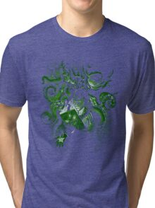 Love Cthulhu II Tri-blend T-Shirt
