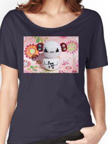 Amirumi Women's Relaxed Fit T-Shirt