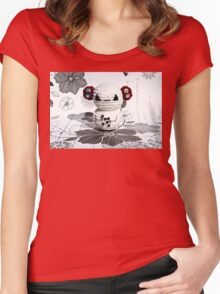 Dylbot Women's Fitted Scoop T-Shirt