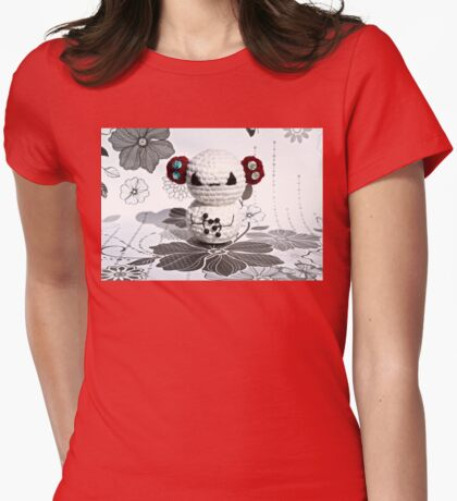 Dylbot Womens Fitted T-Shirt