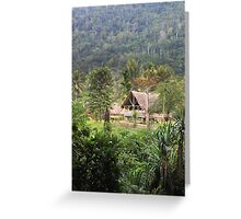 Village Homes  Greeting Card
