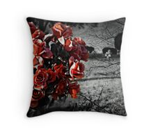 Visitation Throw Pillow