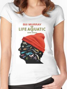 Life iQuatic Women's Fitted Scoop T-Shirt