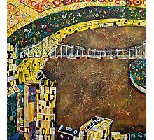 Klimt Inspired Story Photographic Print
