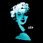 Marilyn Phone Case by ABD GRAND CODA