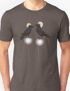 Perching Ravens T-Shirt