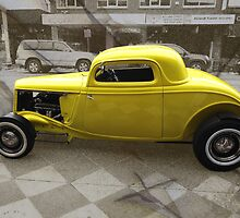 '32 Coupe by Glenn Bumford