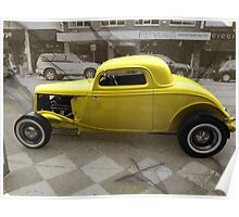 '32 Coupe Poster