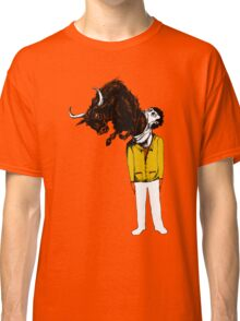What is Likely to Happen When One is Full of Bull Classic T-Shirt