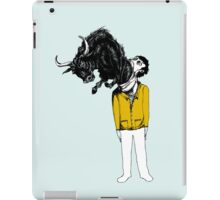 What is Likely to Happen When One is Full of Bull iPad Case/Skin
