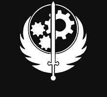Fallout 4 - Brotherhood of steel - White T-Shirt