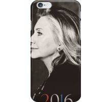 Hilary Clinton 2016 iPhone Case/Skin
