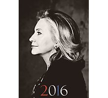 Hilary Clinton 2016 Photographic Print
