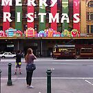 Flinders St Station, Xmas '12 2 by Tatterhood
