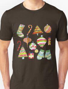 A Colorful Christmas T-Shirt