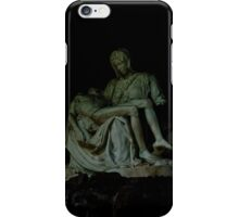 Replica of Pieta iPhone Case/Skin