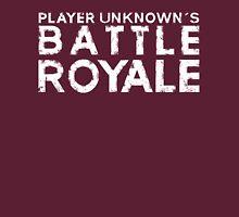 H1Z1 - Battle Royal White Unisex T-Shirt