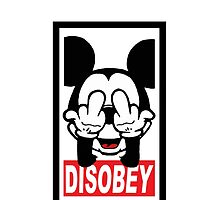DISOBEY by derP