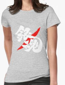 Gintama Logo  Womens Fitted T-Shirt