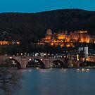 Heidelberg, Germany by Johannes Valkama