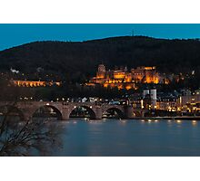 Heidelberg, Germany Photographic Print