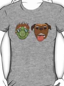 Feral Boy and Gilgamesh: A T-Shirt T-Shirt