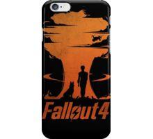 Fallout 4 - Orange iPhone Case/Skin