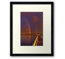 """A Promise At The Shoreline"" Framed Print"