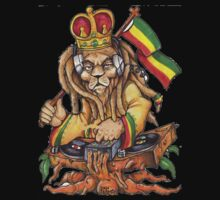 Lion Of Judah 2 by rcmaurag