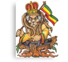 Lion Of Judah 2 Canvas Print