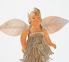Flapper Christmas Ornament by SusanSanford