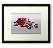 1934 Chevy Coupe Framed Print