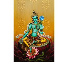 Green Tara Photographic Print
