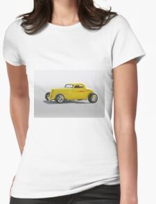 1934 Ford Coupe II Womens Fitted T-Shirt