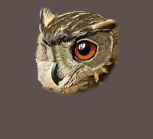Eurasian Eagle Owl Mens V-Neck T-Shirt