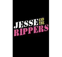Jesse and the Rippers funny nerd geek geeky Photographic Print