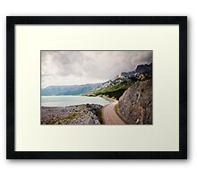 Icefields Parkway, Jasper National Park Framed Print