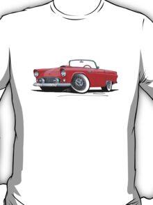 Ford Thunderbird Red T-Shirt