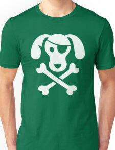Pirate Dog  Unisex T-Shirt