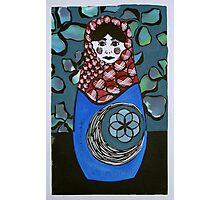 Mary (Variation #6) Photographic Print