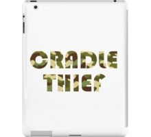 Cradle Thief iPad Case/Skin