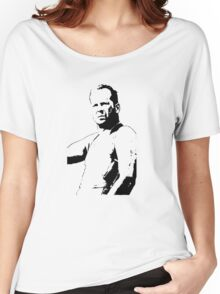 Bruce Willis - Die Hard Women's Relaxed Fit T-Shirt