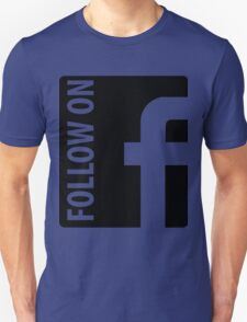 Facebook HD T-Shirt