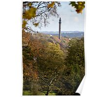 A view of Whainhouse Tower Halifax Poster