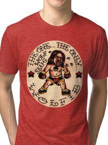Wolfie Slug - DCC Tri-blend T-Shirt