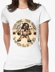 Wolfie Slug - DCC Womens Fitted T-Shirt