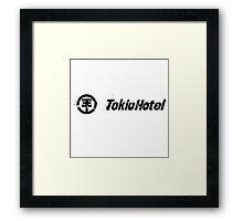 tokio hotel Framed Print