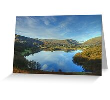 The Lake District..Grasmere Greeting Card