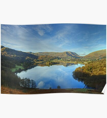 The Lake District..Grasmere Poster